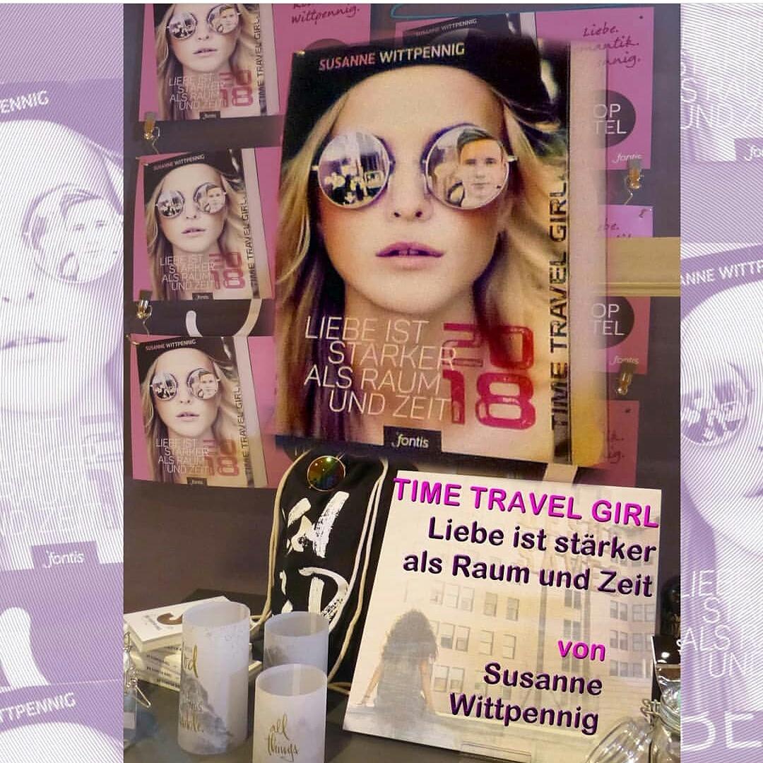Time Travel Girl Band 2 ist da!